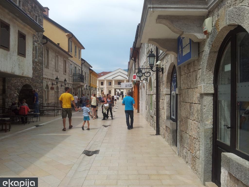OC Jahorina preuzima Andrićgrad - Vlada RS i Opština Višegrad prodaće udeo od 78%