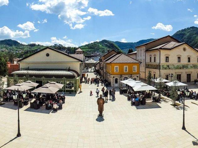 U planu dovođenje banjske vode cevovodom do Andrićgrada