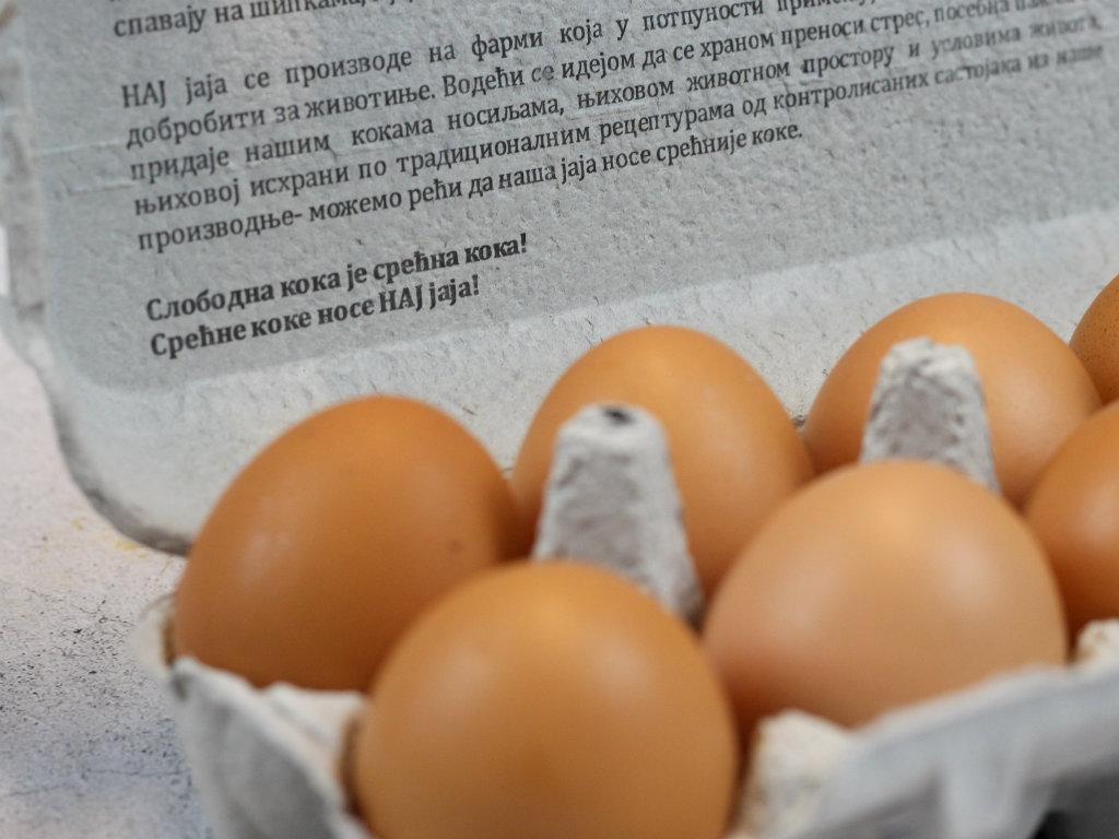 Animal Commerce podiže standarde u proizvodnji kokošijih jaja - Završena implementacija IFS standarda i dobijena IPPC dozvola