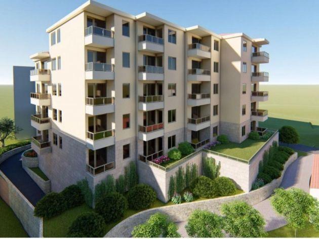 Nastavlja se širenje smještajnih kapaciteta u Bečićima - U planu izgradnja apartmanskog bloka sa 39 apartmana (FOTO)