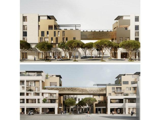 Apartmansko poslovni objekat u Tivtu