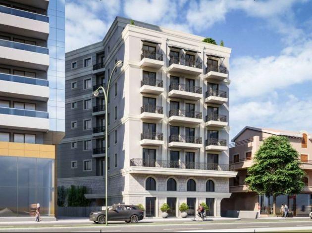 U Budvi niče apartmansko-poslovni objekat na više od 2.000 kvadrata (FOTO)