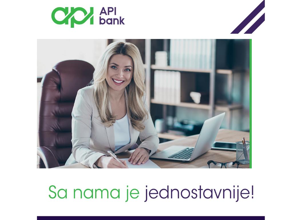 Za Vaš novi život u Srbiji - API Banka prva nudi stambene kredite za strance