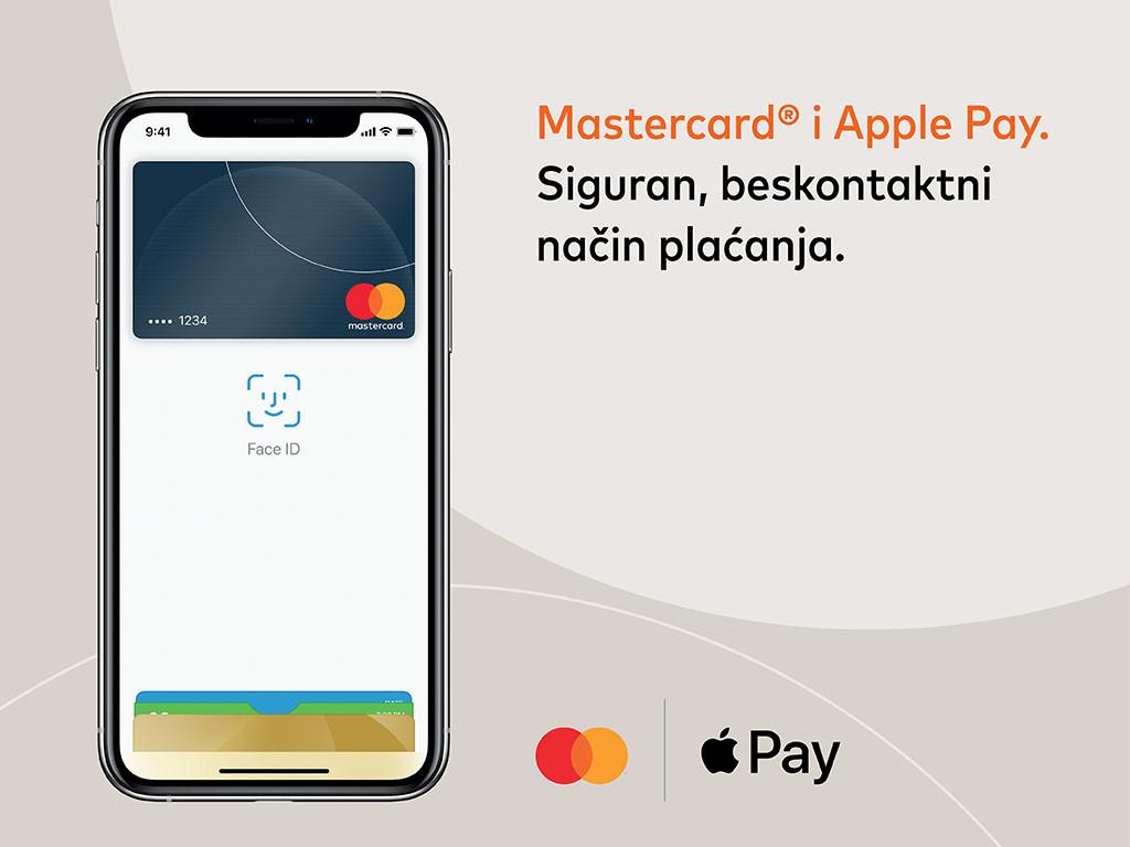 Mastercard omogućio Apple Pay svojim korisnicima u Srbiji - Sigurniji, bezbedan i zaštićen način plaćanja iPhone-om i Apple Watch-om