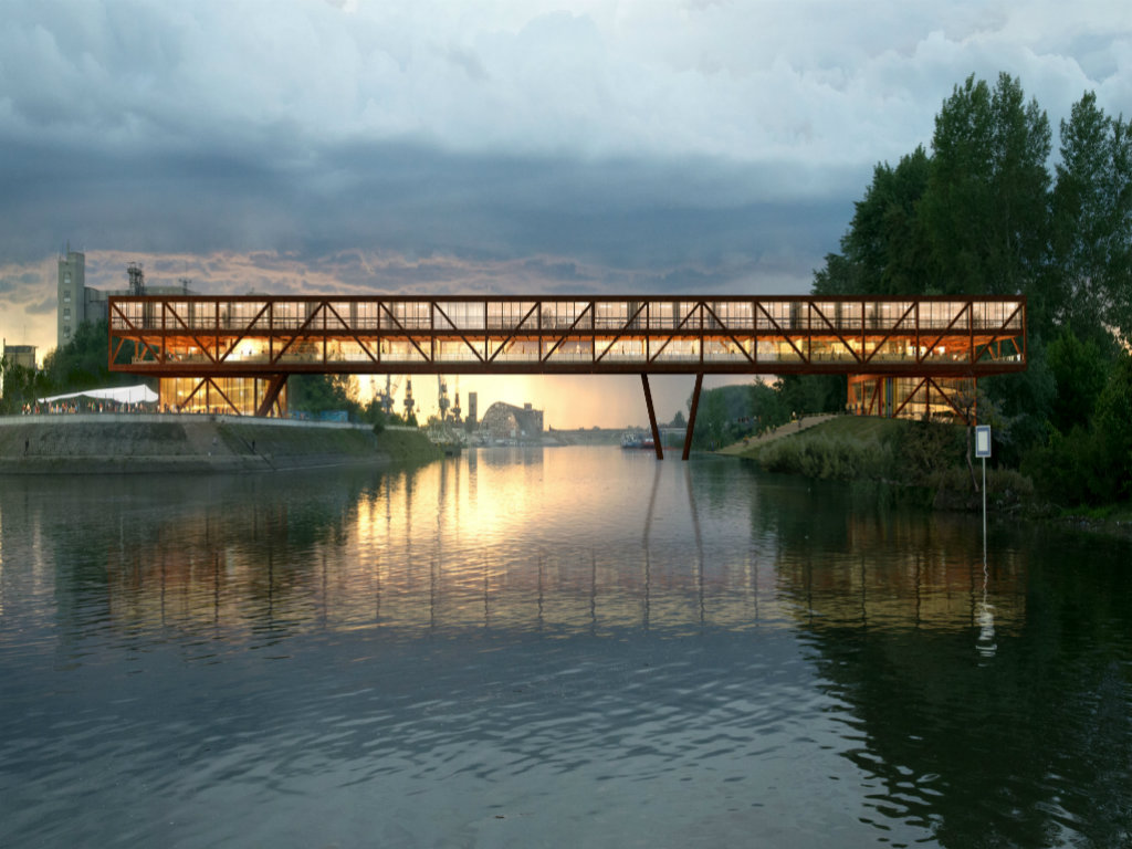 Grad Novi Sad objavio poziv za izgradnju na području ušća kanala DTD u Dunav