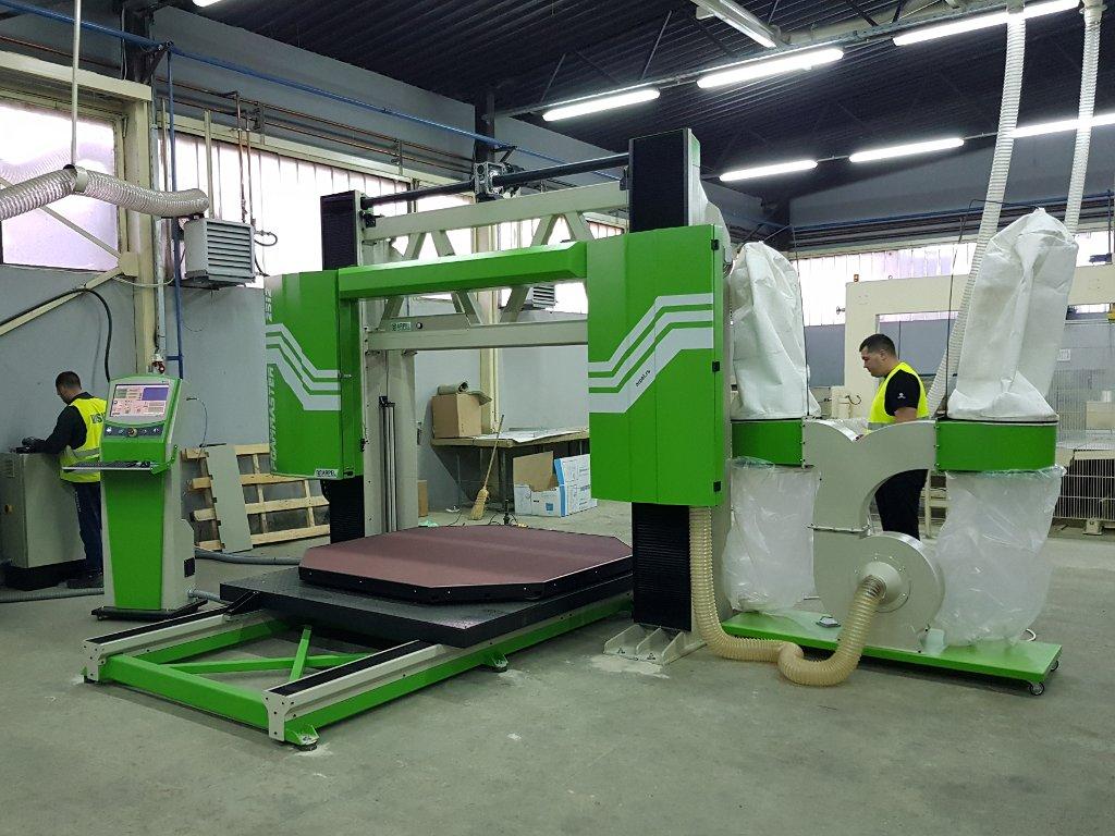 Beogradsko preduzeće Arpel planira širenje pogona i razvoj novih CNC mašina - U fokusu inovacije i rast izvoza