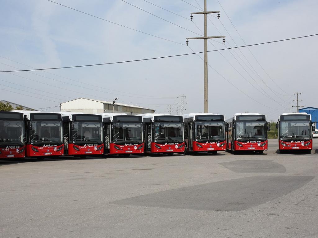 U Novom Sadu od ove godine novi autobusi na čisto gorivo