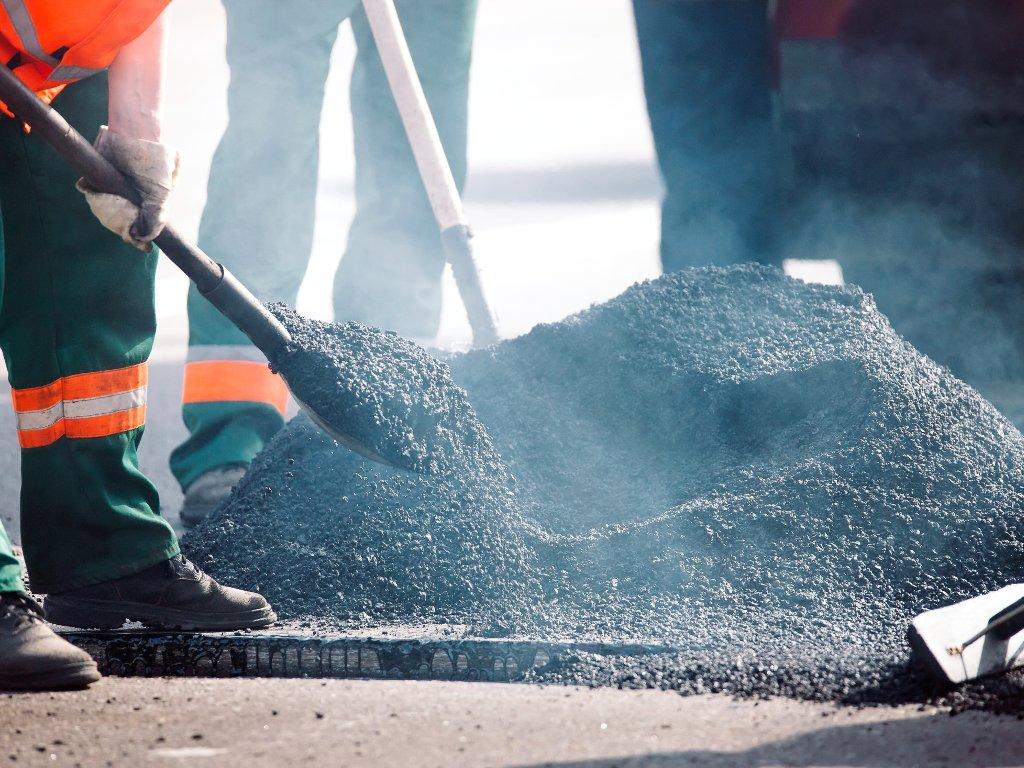 Užice ulaže u infrastrukturu okruga - Nastavlja se asfaltiranje u Mokroj Gori