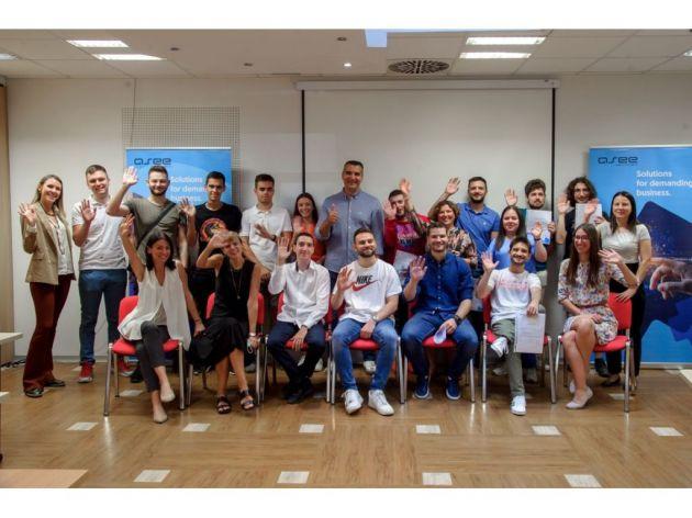 Stručna praksa u kompaniji ASEE - Prilika za mlade stručnjake da ostanu i rade u Srbiji