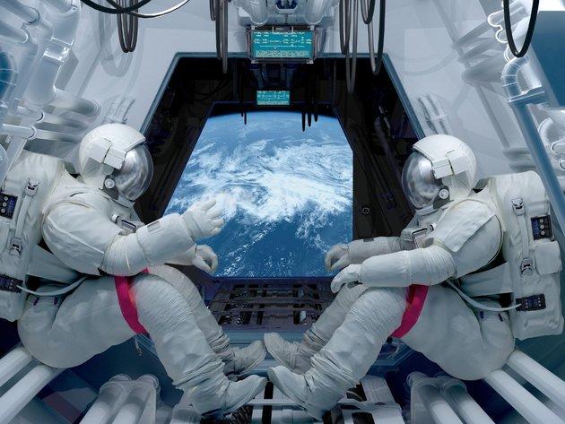 Astronauti nakon slijetanja na Zemlju idu u karantin?