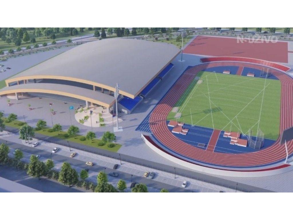 Uskoro tender za atletski kompleks na Jugovićevu