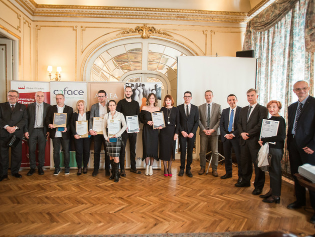 Finalisti nagrade Aurea 2018, dela žirija i eKapije