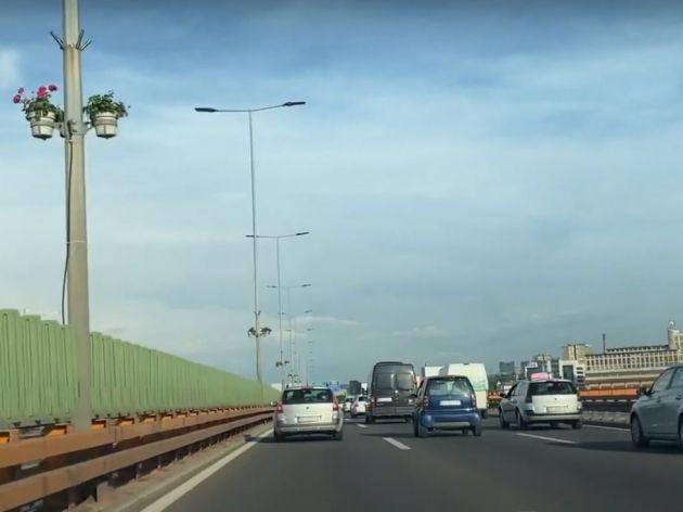 Auto-put kroz Beograd postaje gradska saobraćajnica - Uskoro studija o korišćenju zaustavnih traka i o novim priključcima