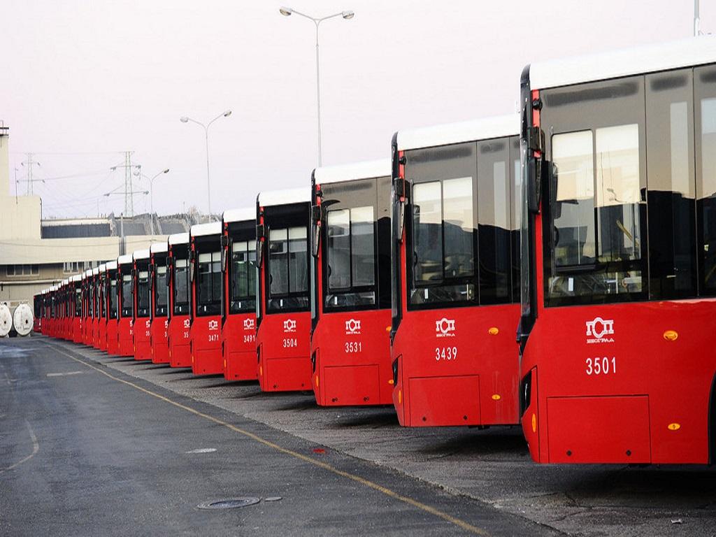 Na beogradskim ulicama 174 nova autobusa - Narednih nedelja nabavka za kupovinu još 150 vozila