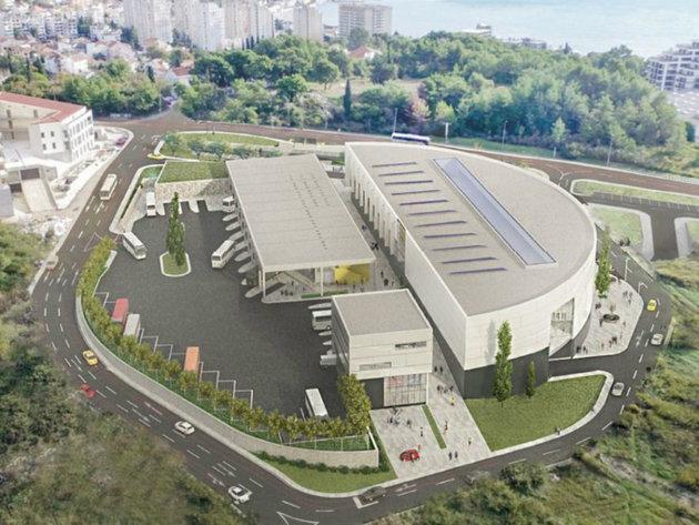 Pri kraju izrada glavnog projekta nove autobuske stanice u Herceg Novom - Investitori iz Izraela zainteresovani za gradnju