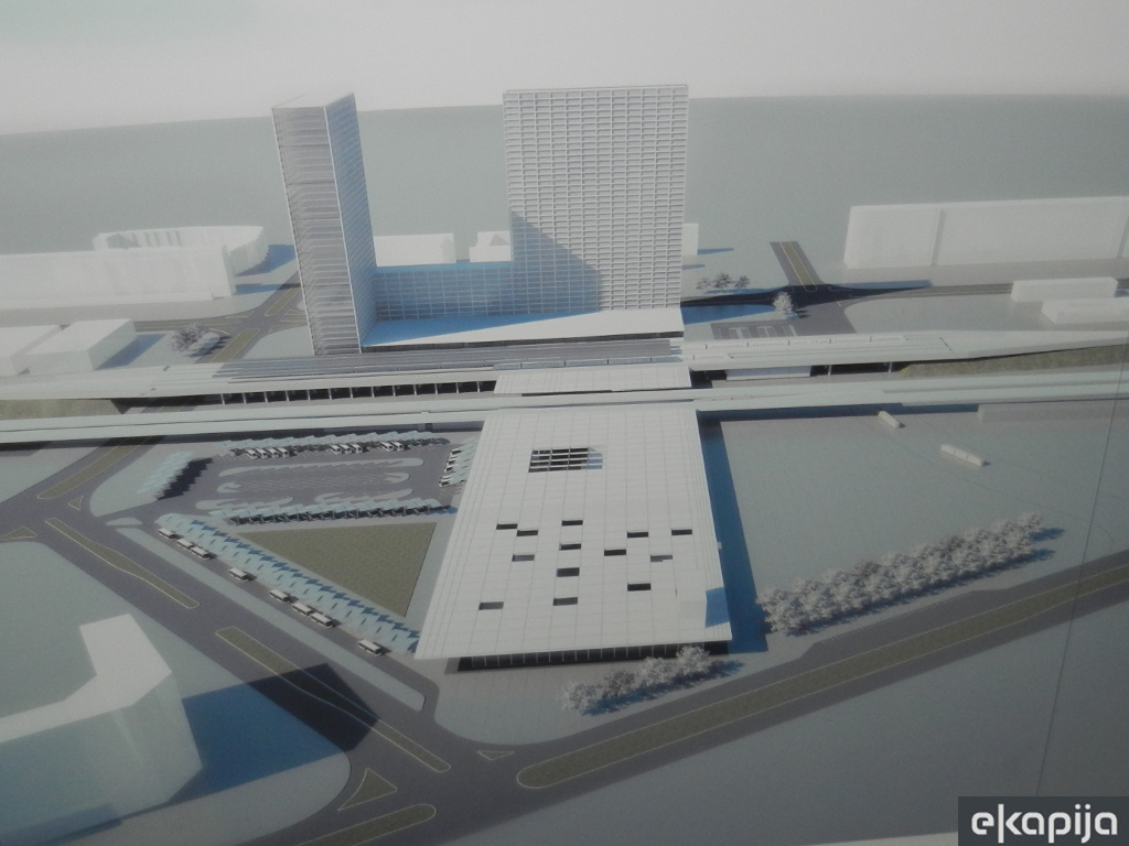 Raspisan tender za izgradnju saobraćajnica oko nove autobuske stanice u Bloku 42 - Vrednost radova 366 miliona dinara