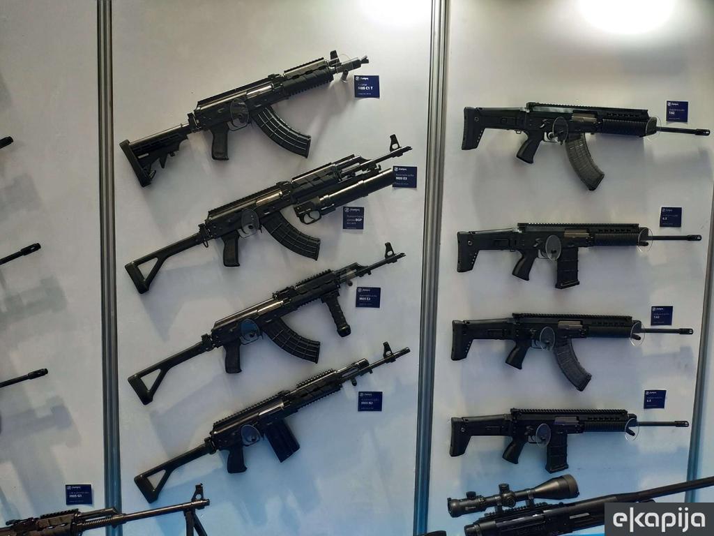 Krušik želi da ponovo proizvodi vođene rakete, adut Zastave puškomitraljez NATO kalibra - PPT namenska ulaže u proizvodne mašine