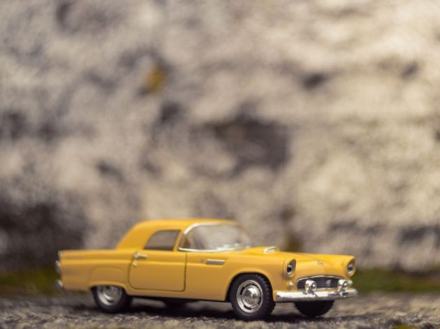 Toy Car Show to be Held on Saturday in Novi Sad
