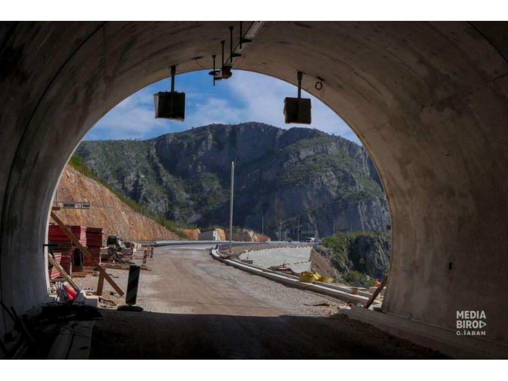 Građevinski radovi završeni na gotovo svim objektima na autoputu - Ne očekuje se novo pomjeranje rokova