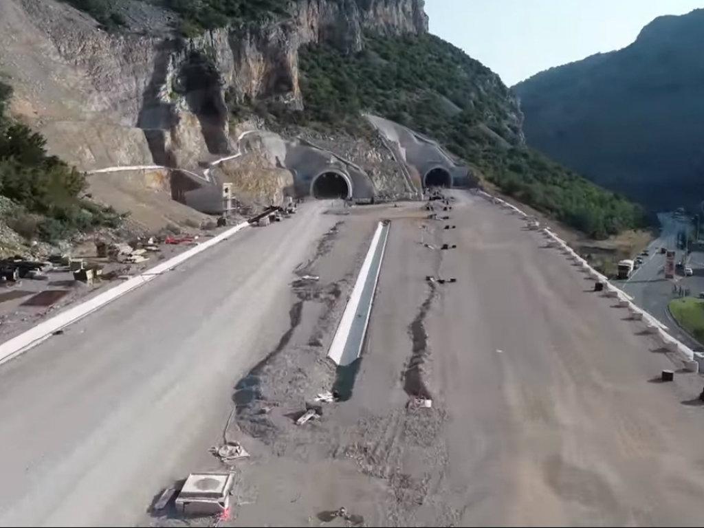 Crna Gora od Exim banke nije tražila produženje grejs perioda i roka otplate kredita za autoput