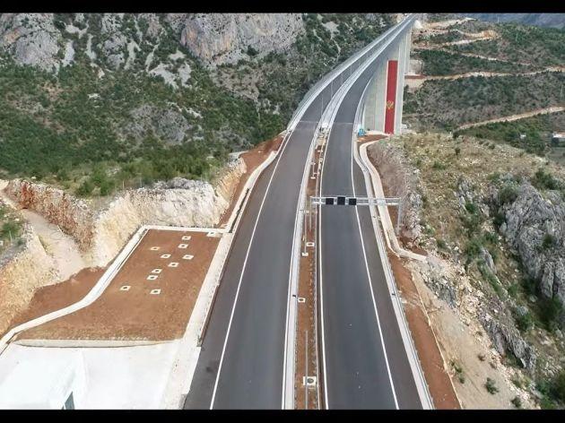 CG se prijavila za sufinansiranje izgradnje druge dionice autoputa - Nastavak radova zavisi od studije isplativnost