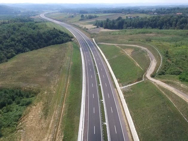 U septembru otvaranje 11 km autoputa od Laktaša do Prnjavora - Pri kraju izgradnja dionice Mahovljanska petlja-Drugovići