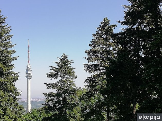 Avalski festival sireva na platou ispod tornja 16. i 17. juna