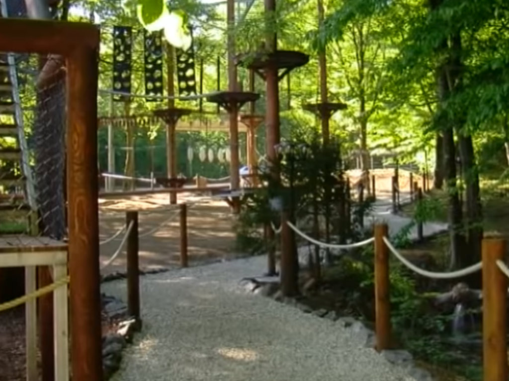 Jastrebački Avantura park