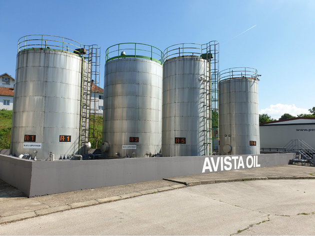 Nemački Avista Oil u 2020. planira instalaciju opreme za predtretman otpadnih ulja i gradnju novih skladišta u Srbiji