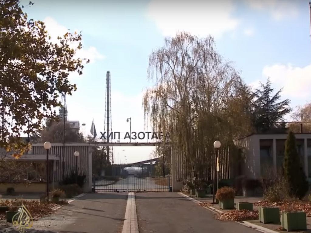 Proizvodnja đubriva u Azotari počinje na jesen