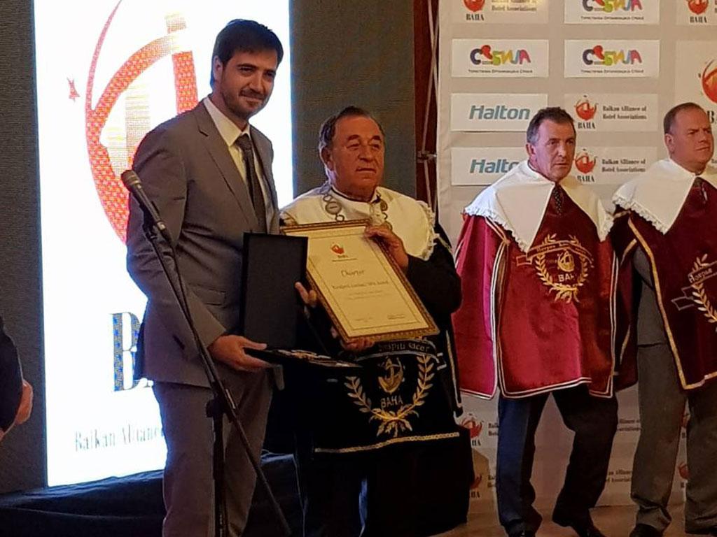 Kraljevi Čardaci dobili nagradu za najbolji hotel sa 4 zvezdice