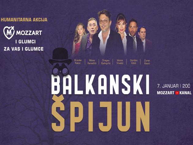 """Branka Katić: Gledaj """"Balkanskog špijuna"""", šeruj i pomozi glumcima"""