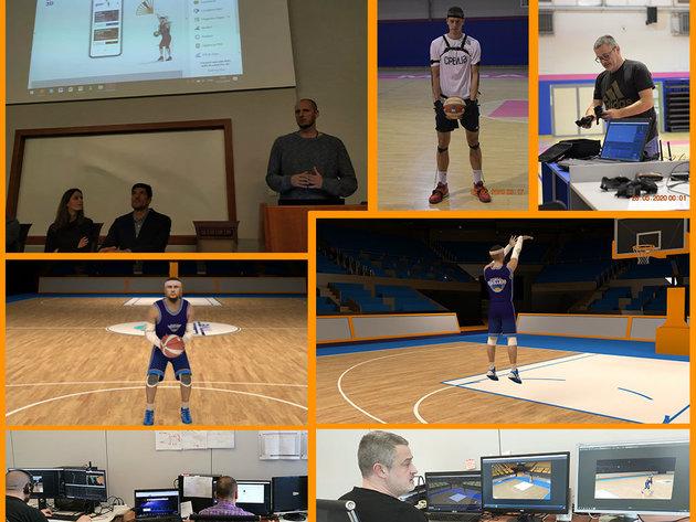 Ball Skiller razvija inovativnu platformu za učenje košarkaške tehnike i šuta