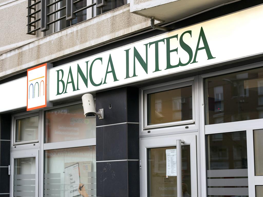 Veliki pad dobiti Intesa Sanpaolo banke Sarajevo