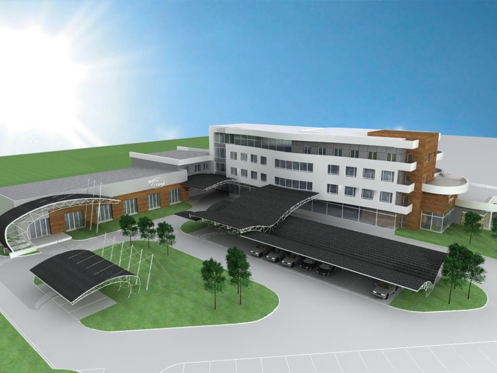 Početkom 2020. otvaranje banjsko-turističkog kompleksa Terme Ozren u Petrovu