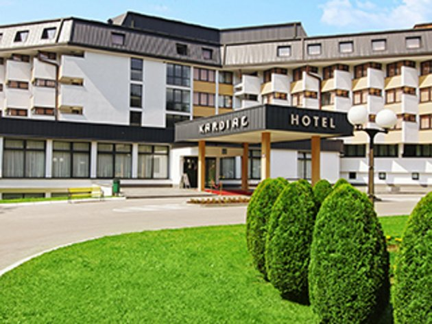 """Teslić: Hotel """"Kardial"""" u novom ruhu"""