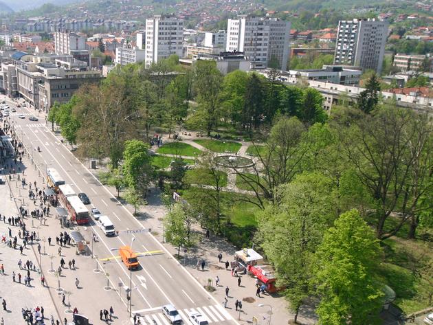 Usvojen Regulacioni plan dijela centralnog područja Banjaluke - Predviđena podzemna garaža, trgovi, zelene površine