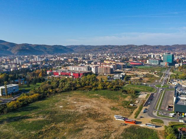 U toku tender za izgradnju fudbalskeg terena na Banjalučkom polju - U planu i teren sa atletskom stazom