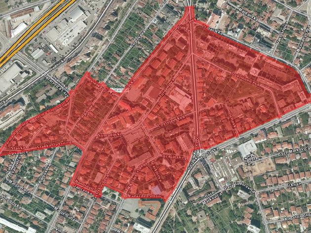 Dve nove pešačke ulice u Beogradu - Nacrt plana detaljne regulacije Banovog brda na javnom uvidu do 10. oktobra