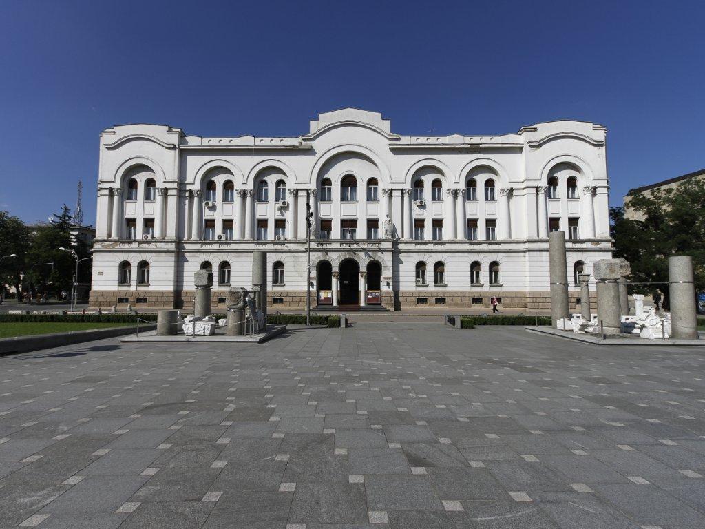 Produžen garantni rok - Obnovljeni krov Banskog dvora na popravci