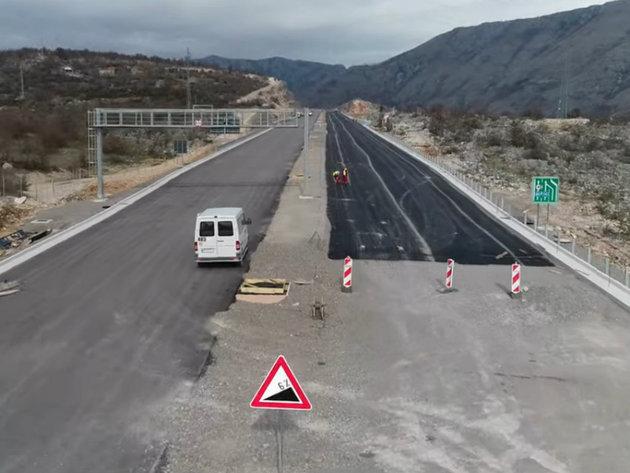 Komercijalna upotreba auto-puta tek naredne godine - Zbog čega kasne radovi?