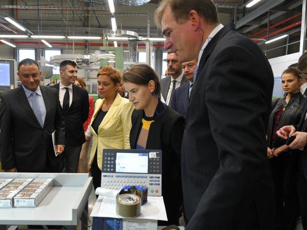 BAT otvorio novu liniju za pakovanje cigareta u Vranju - Investicija vredna 3 mil EUR