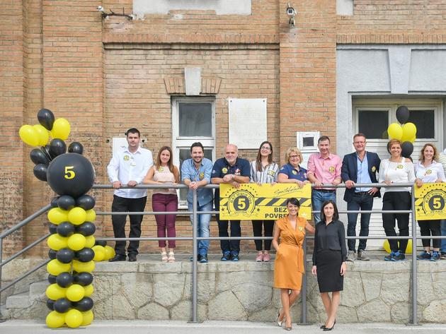 BAT Srbija obeležio pet uzastopnih godina poslovanja bez povrede na radu