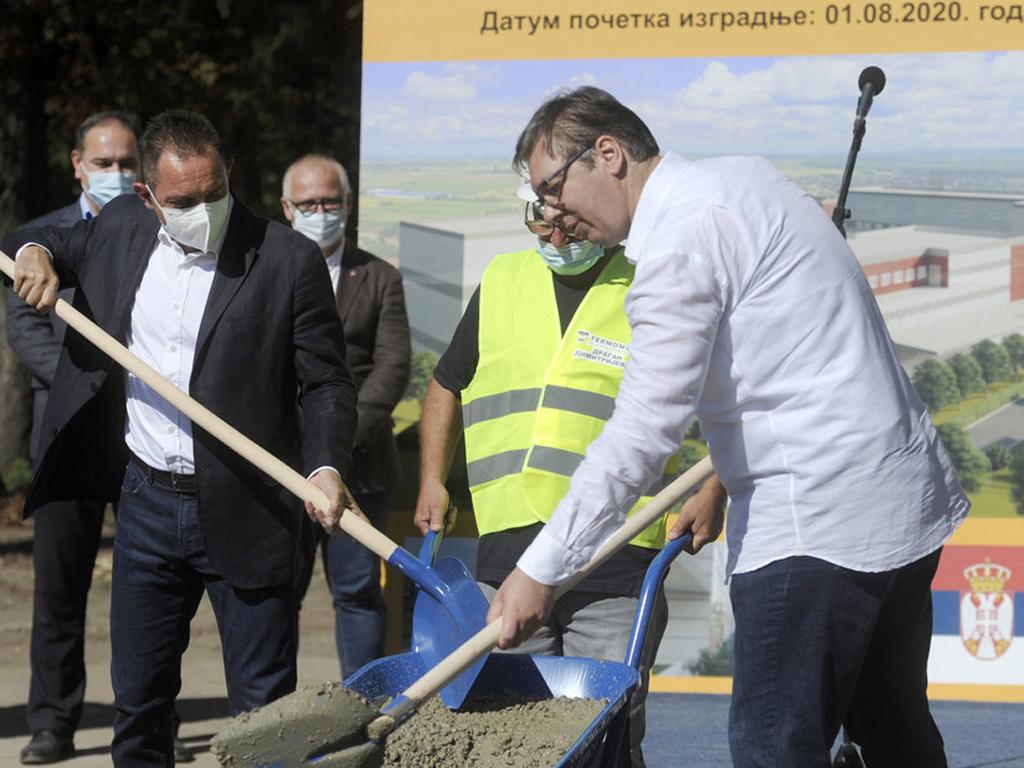 Baupartner gradi covid bolnicu u Batajnici