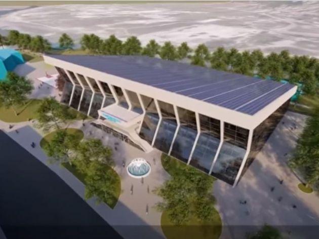 Mostar dobija olimpijski bazen vrijedan 12 mil KM - Predstavljen idejni projekat (FOTO/VIDEO)