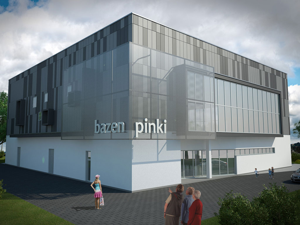 EUR 1 million bathing complex - Check out the future look of swimming pool next to Pinki sports center in Sremska Mitrovica (PHOTO)