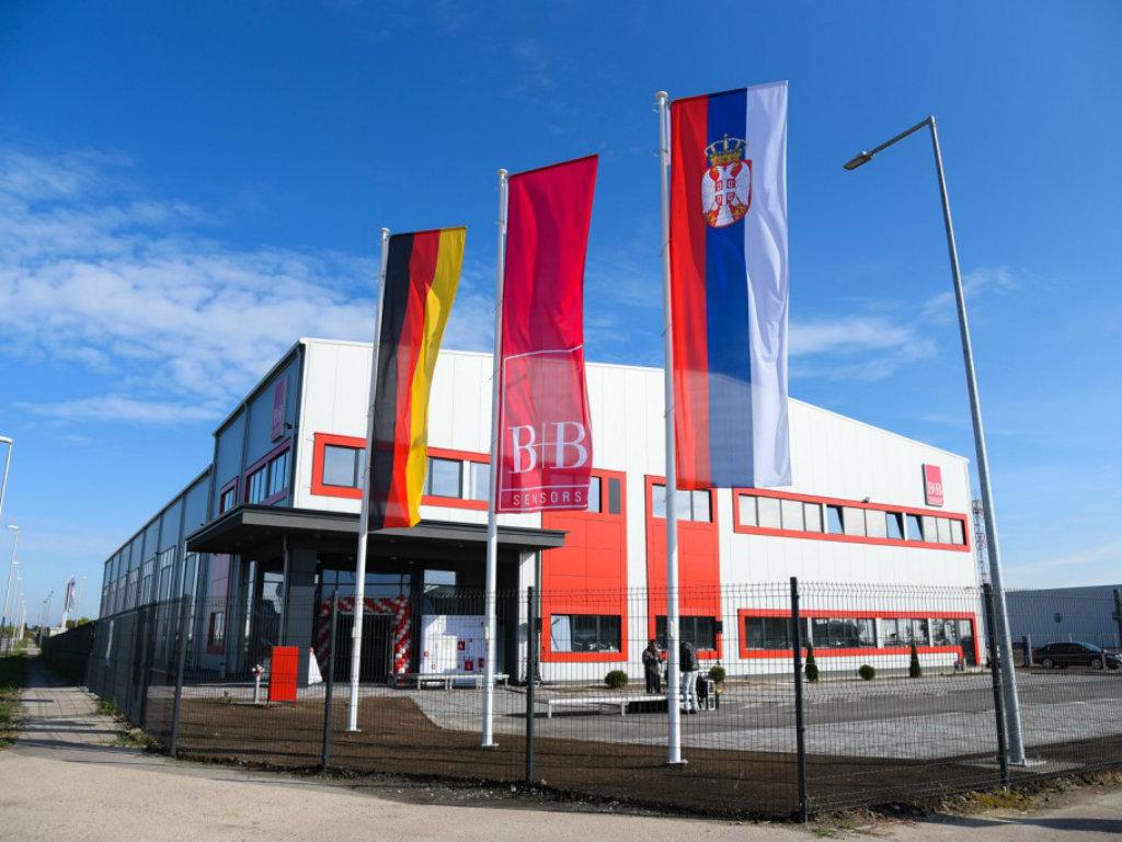 U Subotici otvorena njemačka fabrika za proizvodnju termotehničkih senzora