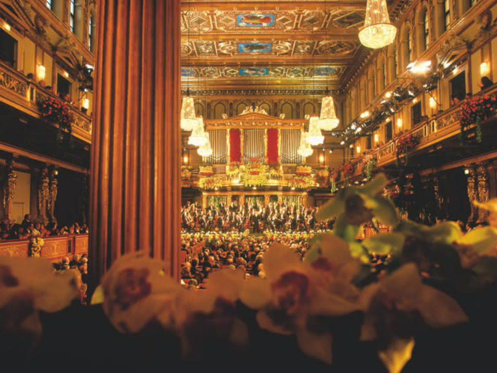New Year's Concert 2020 of Vienna Philharmonic Orchestra – Tickets to be drawn by lot