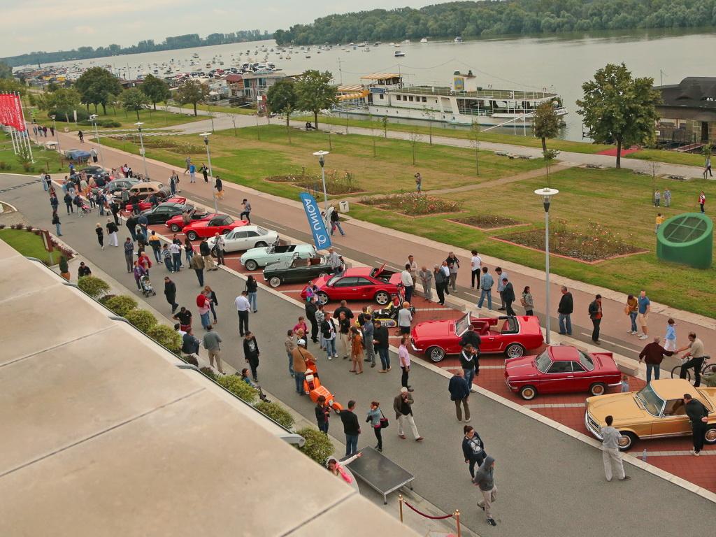 """""""Belgrade Classic Car Show"""" od 11. do 13. septembra"""