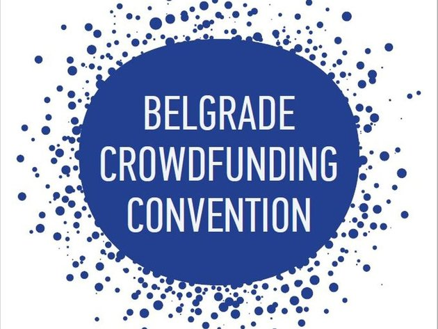 Prijave za Belgrade Crowdfunding Convention do 22. septembra